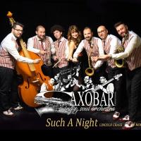 Saxobar swing and soul orchestra