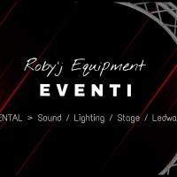 Robyj equipment eventi