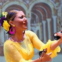 Manuela Iannelli flamenco