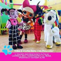 Tribe animazione eventi e spettacolo di erika dolce