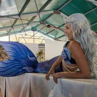 Yuki mermaid