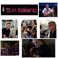 5 in italiano