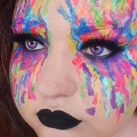 Sarah Camerlo Make Up & Body Painting